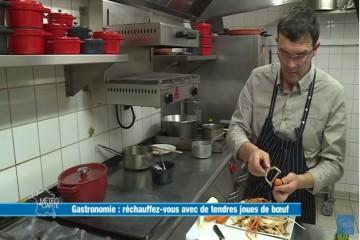 Recette : Daube de joues de bœuf et légumes de saison par le chef Guy Labonde – France 3
